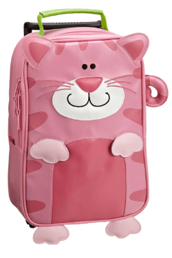 stephen joseph kitty rolling backpack ($34)