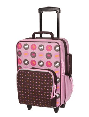 lassig rolling kids suitcase $91.99