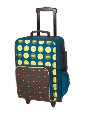 lassig kids rolling kid's suitcase $91.99
