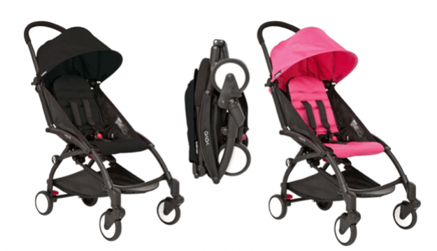 babyzen yoyo carry-on stroller for airplanes