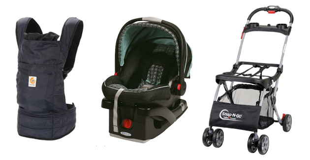 2015 Flying With Baby Best Strollers Carriers For