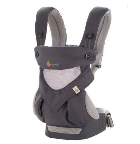 Ergobaby Performance Mesh Travel Baby Carrier