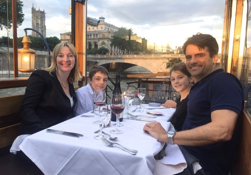 Seine Dinner Cruise with Kids - Le Calife