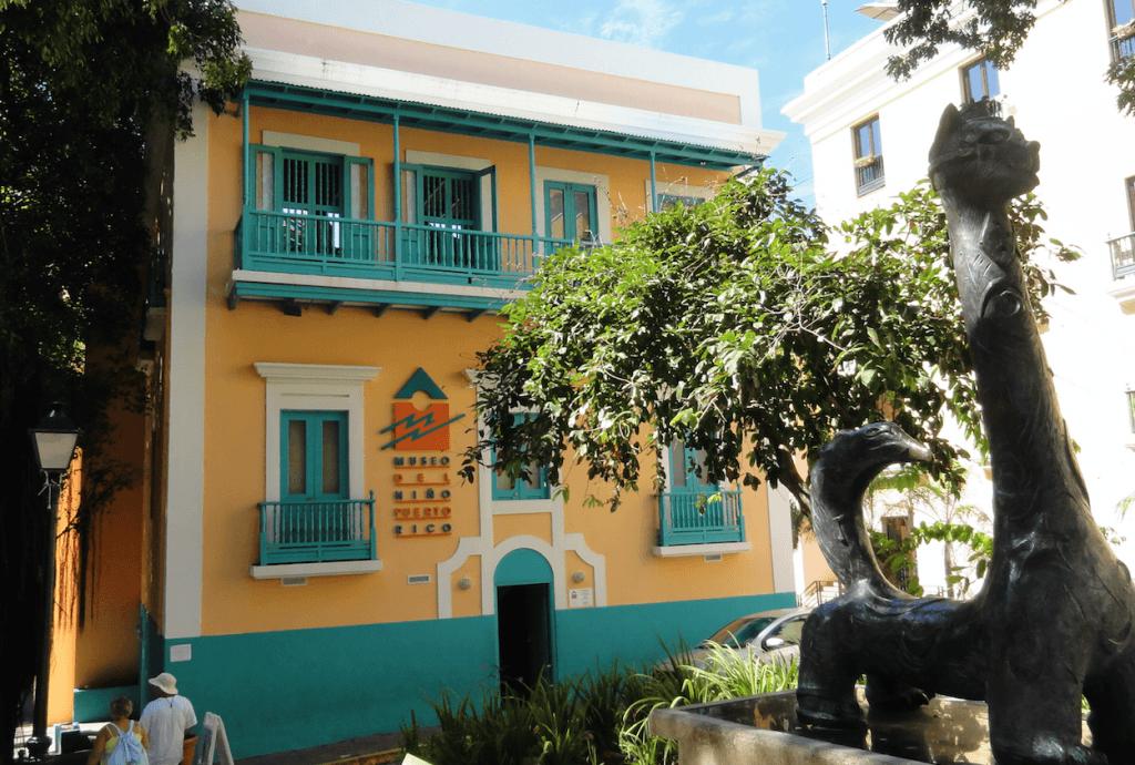 Activities for Kids Old San Juan Puerto Rico