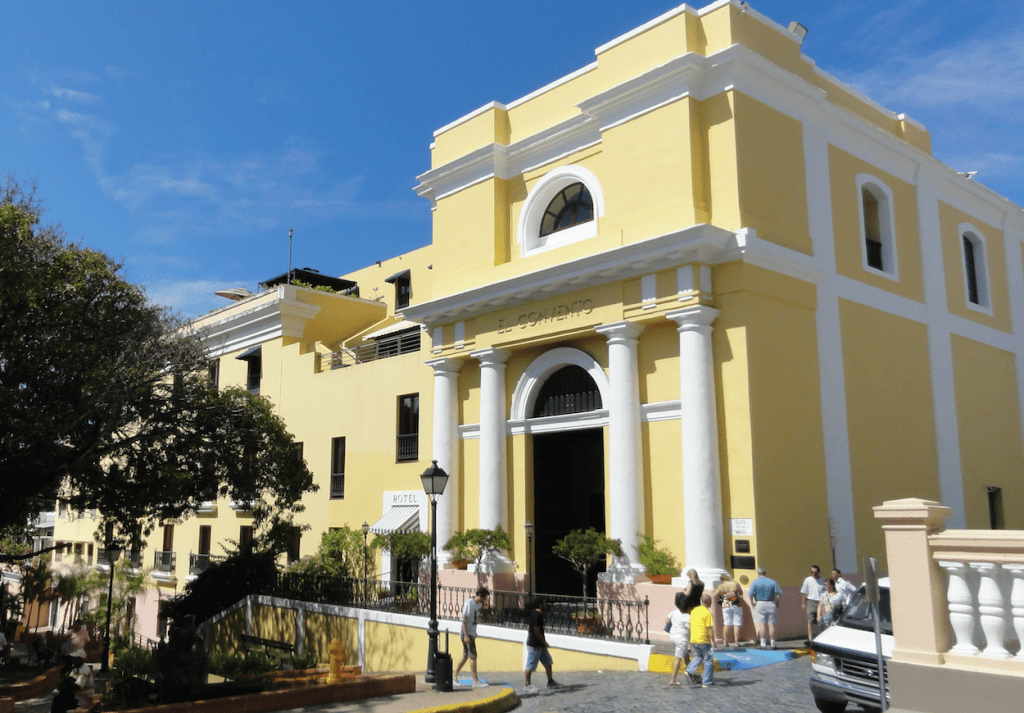 Family Friendly Boutique Hotel San Juan Puerto Rico