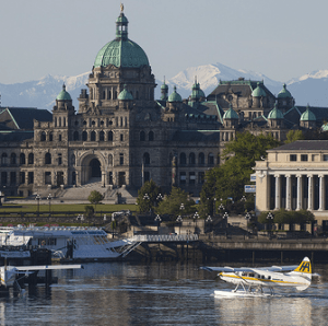 getting to victoria, bc