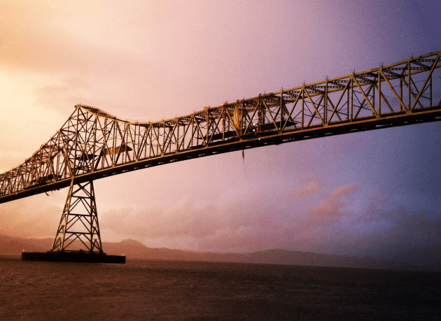 astoria, oregon, with babies, toddlers and kids