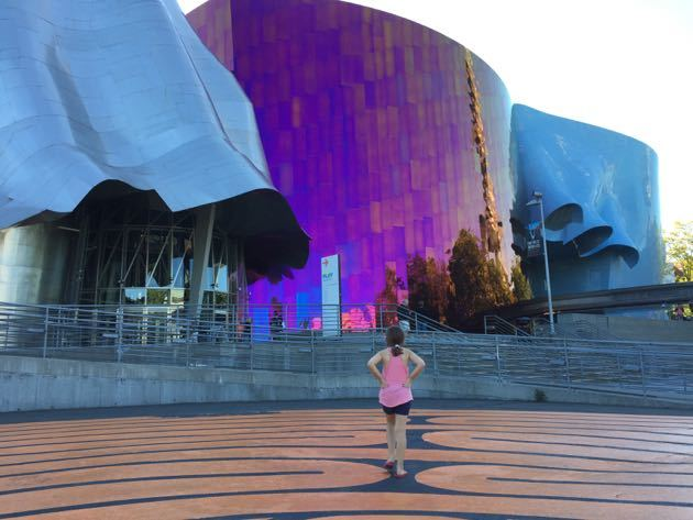 Experience Music Project Seattle EMP