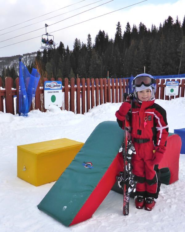 A Guide To Breckenridge Ski Mountain with Kids