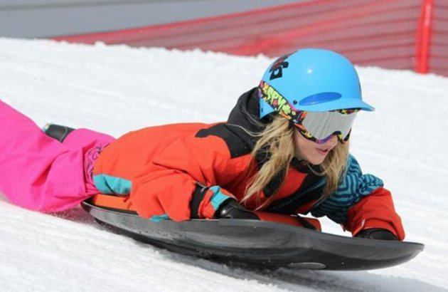 Bromley Baseboarding Whistler Olympic Park