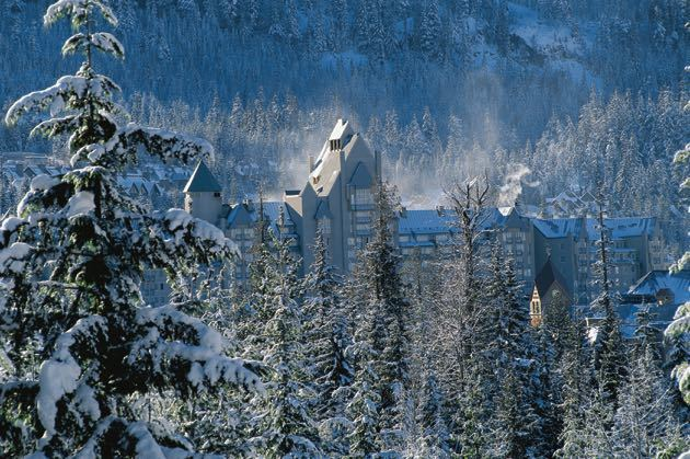 Top Luxury Hotels for Families Whistler