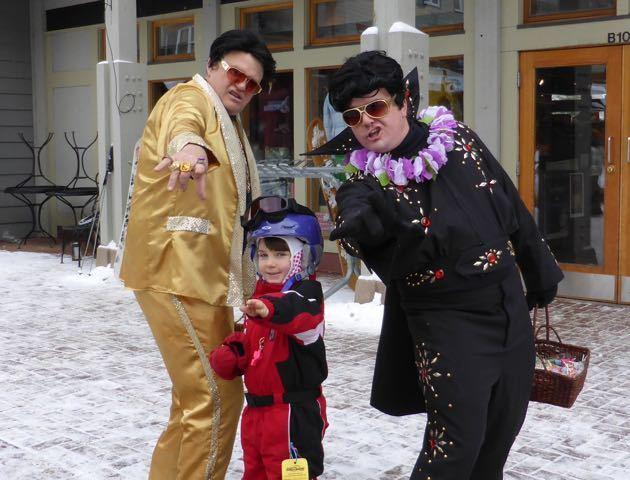 Keystone Mountain Resort with Kids