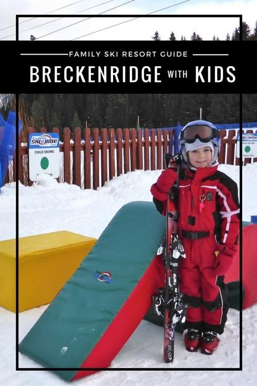 Breckenridge Ski Trip with Kids