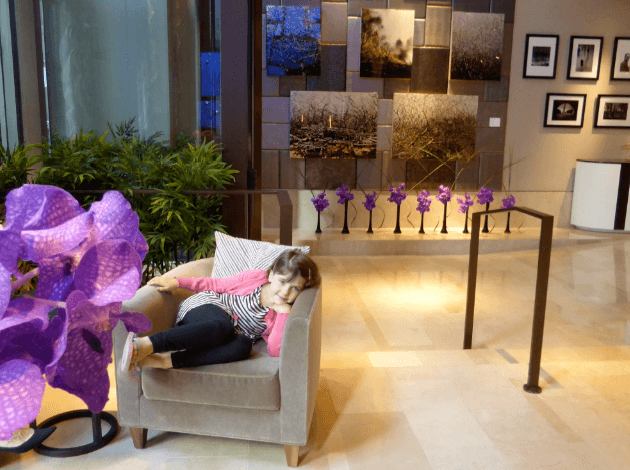 luxury at the Quin – a family friendly boutique hotel in nyc