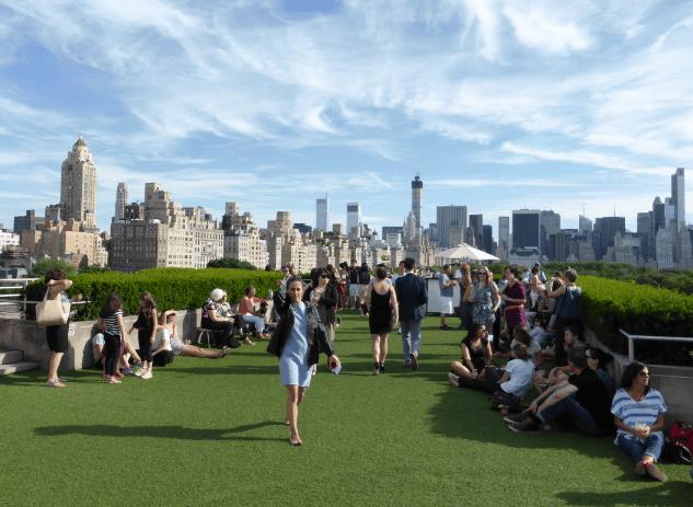 The Met Rooftop Garden
