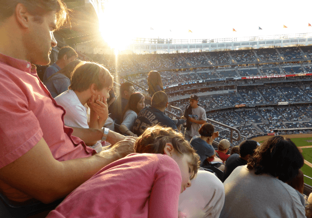 Yankees with Kids