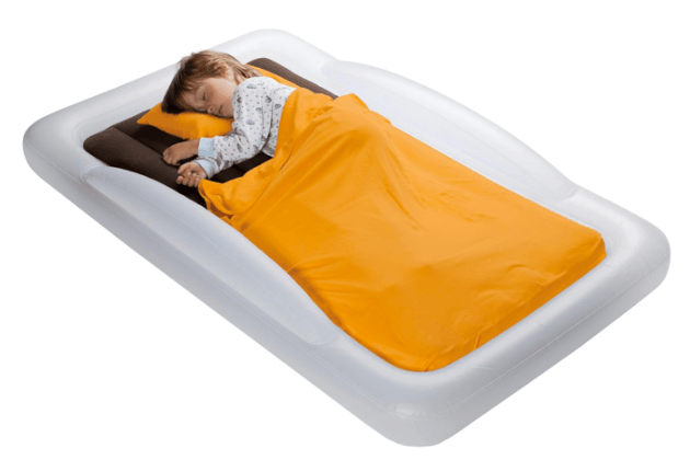 The Shrunks Inflatable Toddler Bed