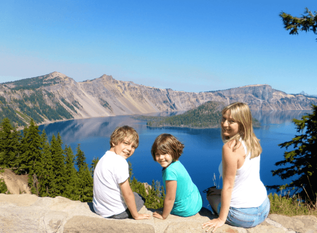 Crater Lake National Park – with Kids