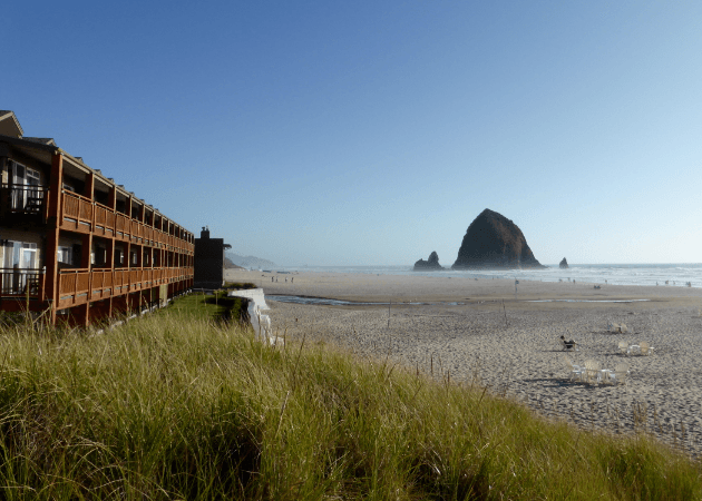 Surfsand Resort Exterior