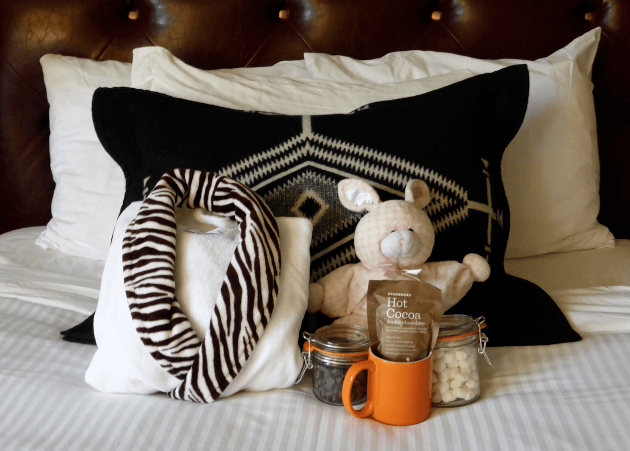 Luxury Family Getaway – The Kimpton Riverplace Portland