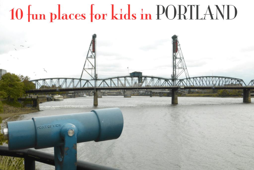Portland with Kids