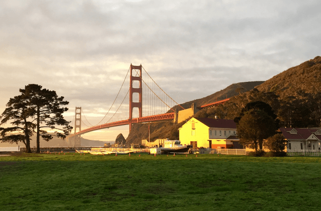 san francisco getaway – the cavallo point lodge – with kids