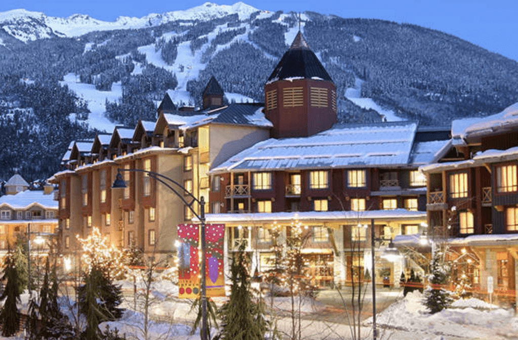Best Family Friendly Hotels Whistler