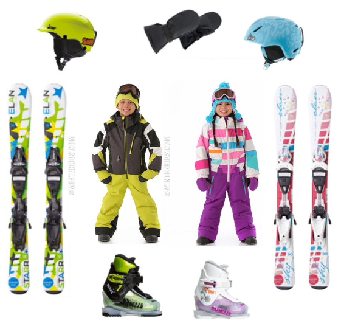 kids ski gear 2014 - 2015