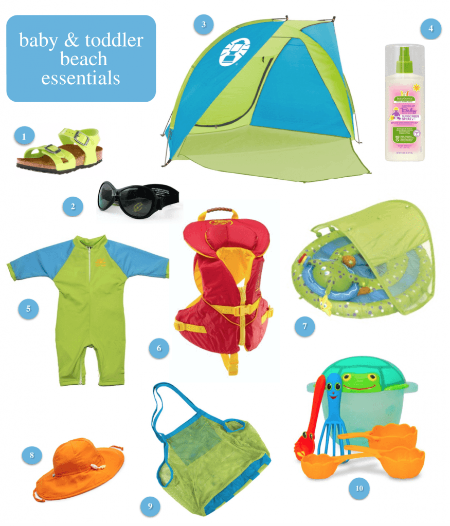 Pottery Barn Kids' baby beach accessories feature useful and playful designs. Find beach gear and kiddie pools and be prepared for summer fun.