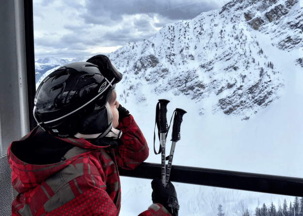The Powder Highway – BC Ski Resorts – with Kids