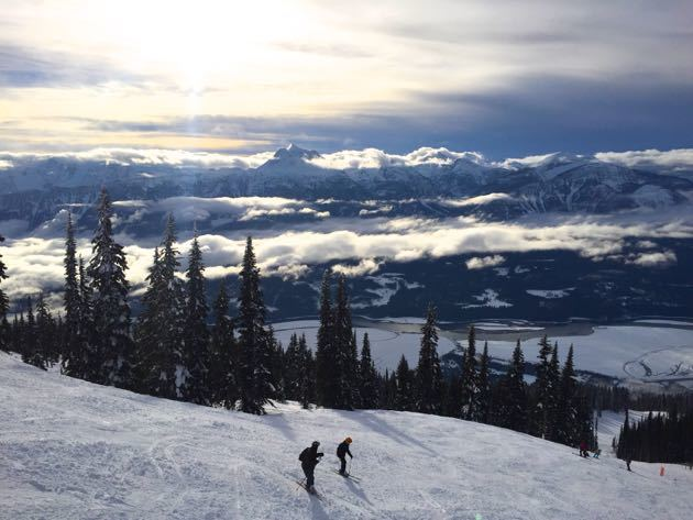 Revelstoke Mountain Resort View