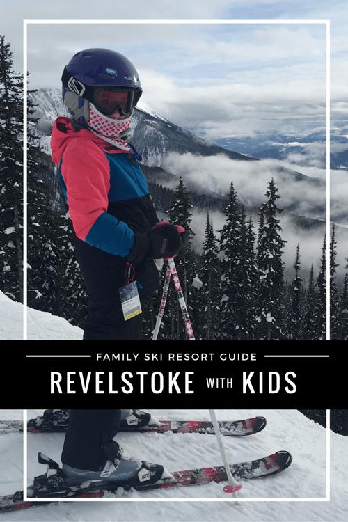 Revelstoke Mountain Resort for Kids - A Guide
