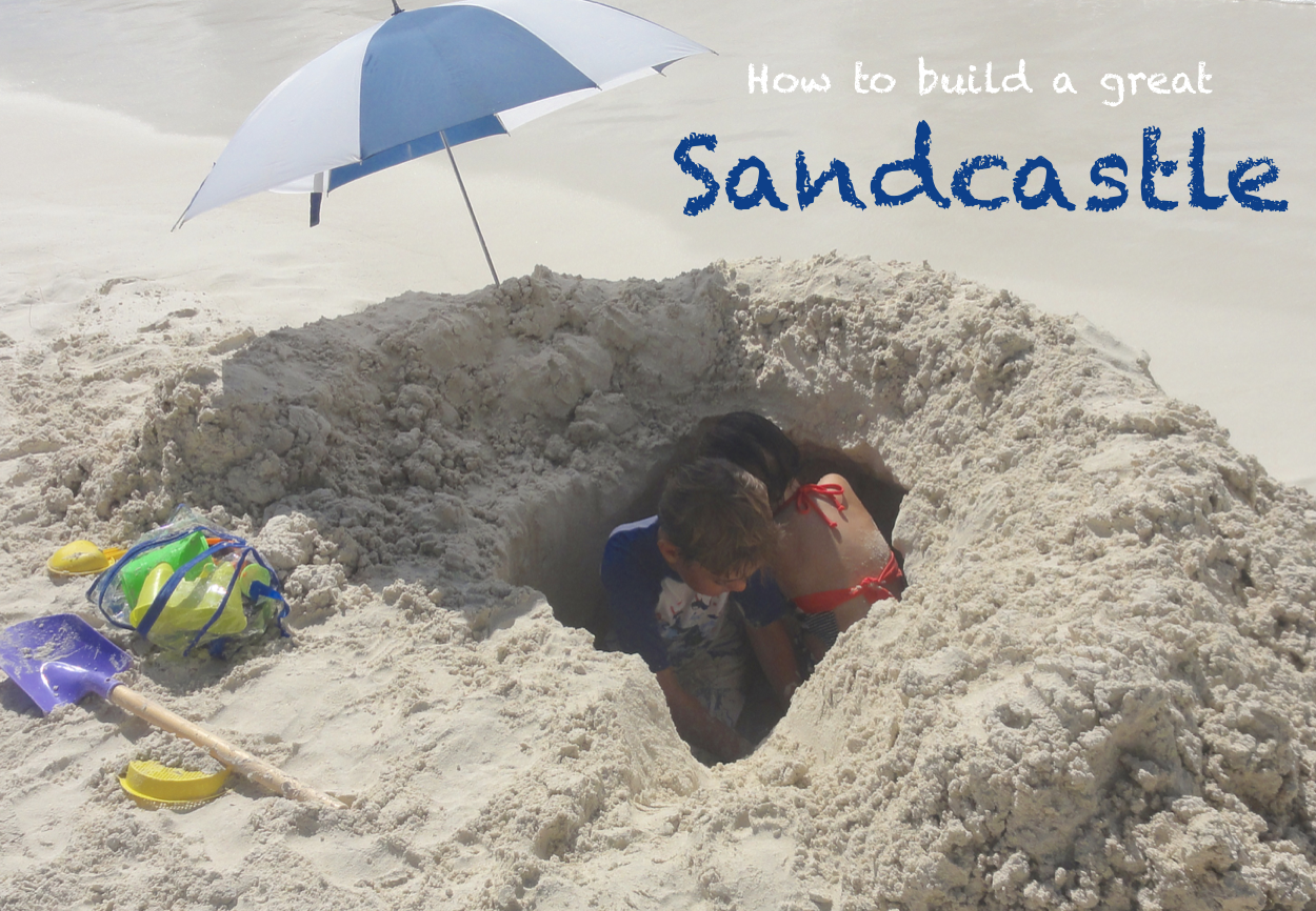 how to build a sandcastle 05 april 2016 learn to build a sand castle out of the bricks you already have.