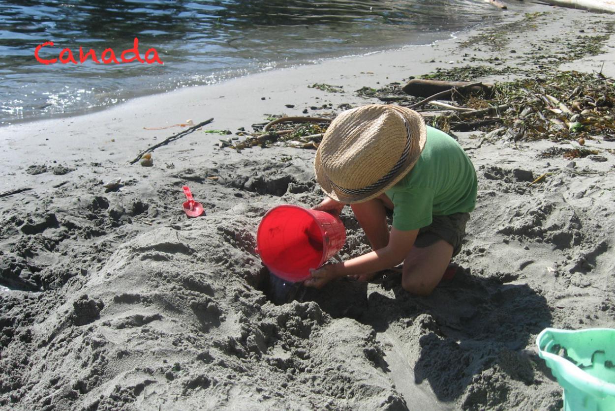 Canada Sandcastle
