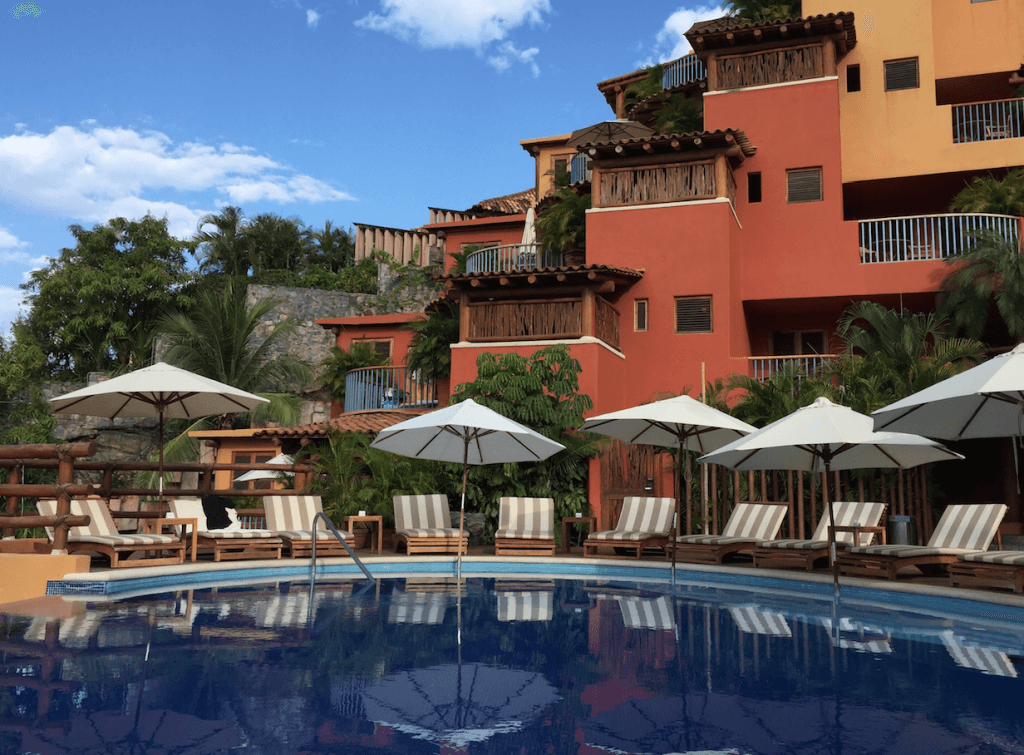 Family Friendly Hotels Zihuatanejo Mexico
