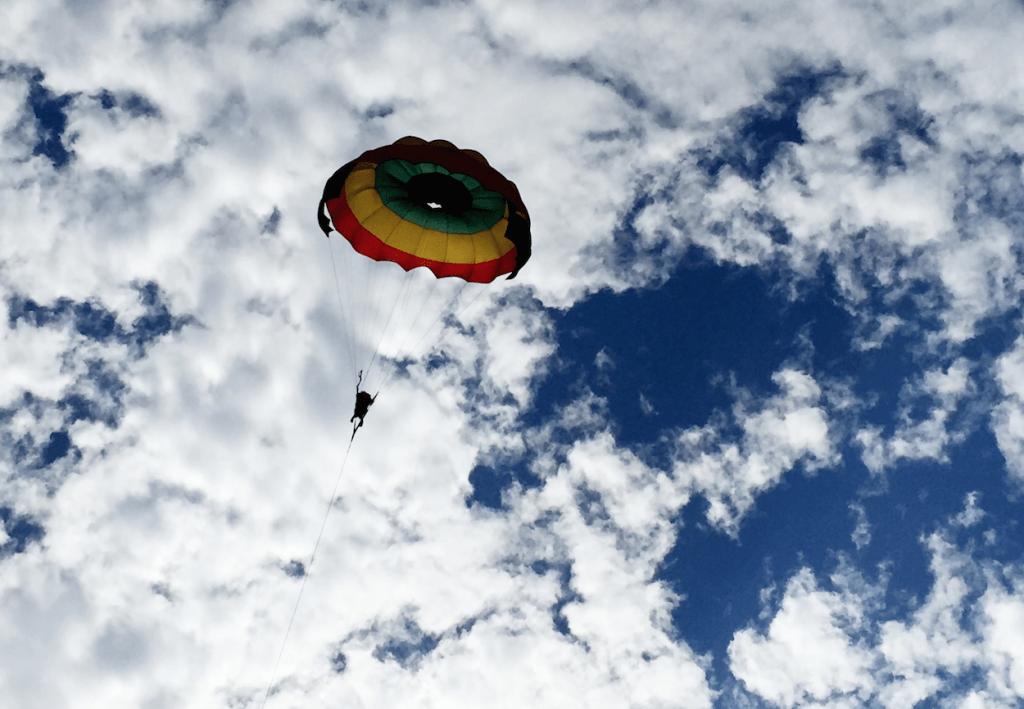 Jet Skiing Playa La Ropa Zihuatanejo