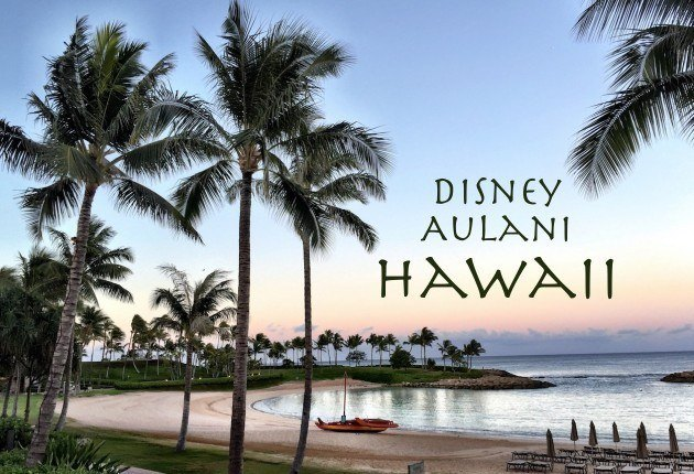 Disney Resort Hawaii
