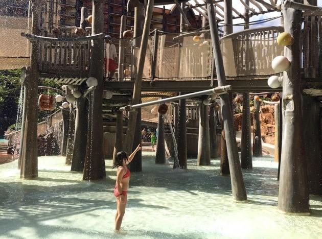 Waterpark Disney Aulani