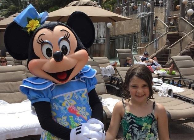 Minnie Mouse Disney Aulani