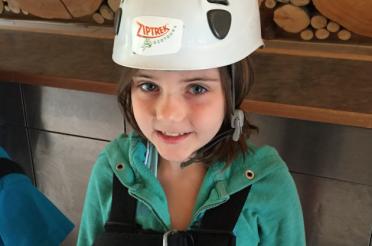 zip lining with kids – ziptrek whistler