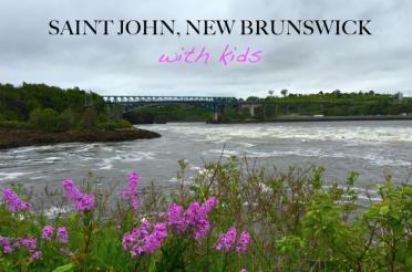 saint john, new brunswick – with kids