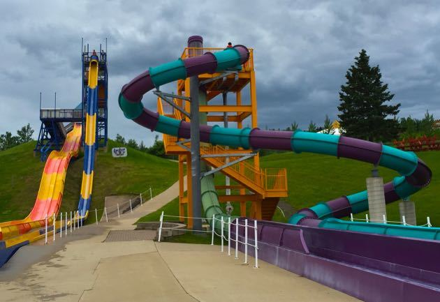 Water Slides Moncton