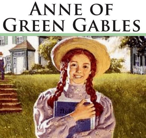 Anne of Green Gables Books