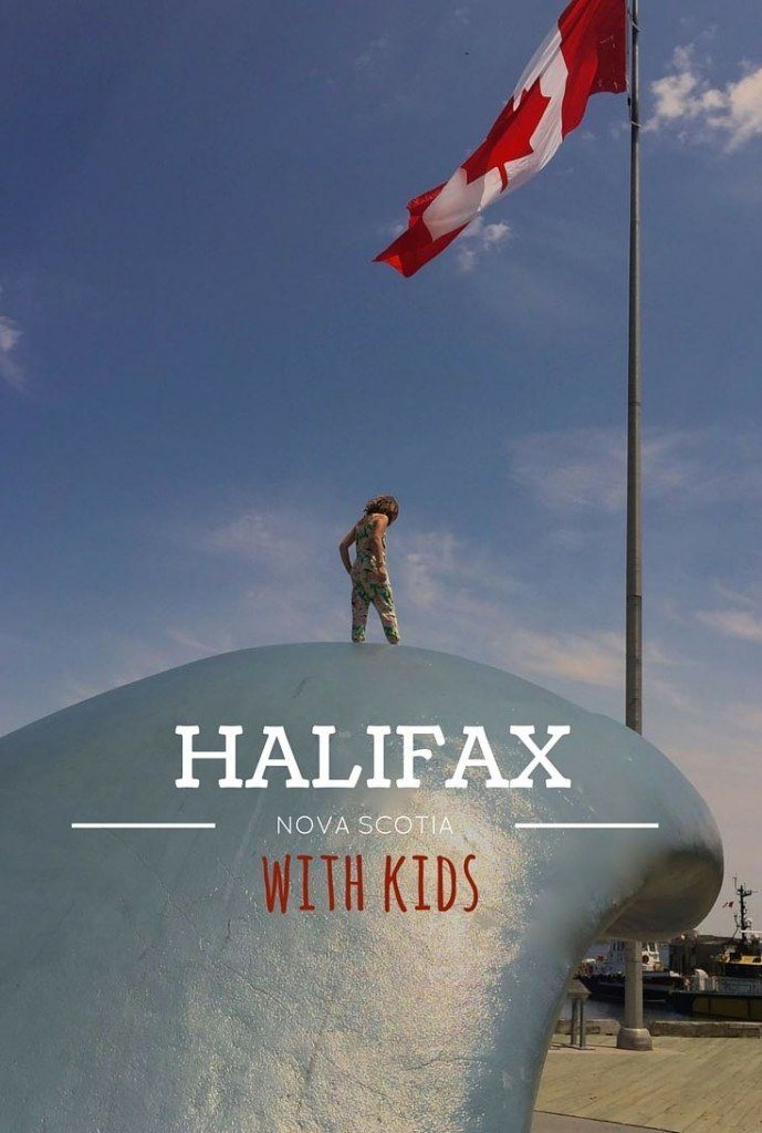 Halifax with Toddler