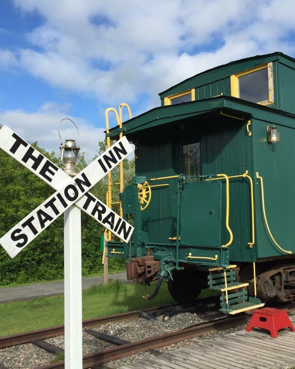 the train station inn – nova scotia