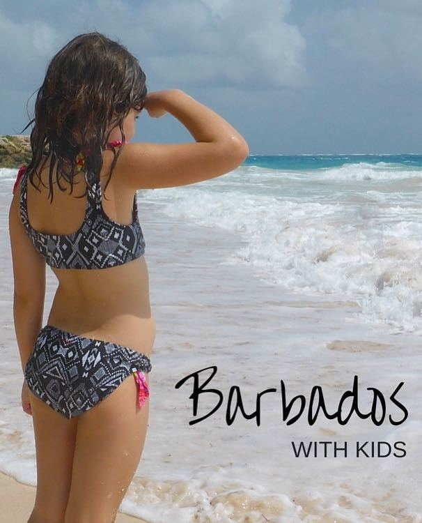 Barbados with a baby or toddler