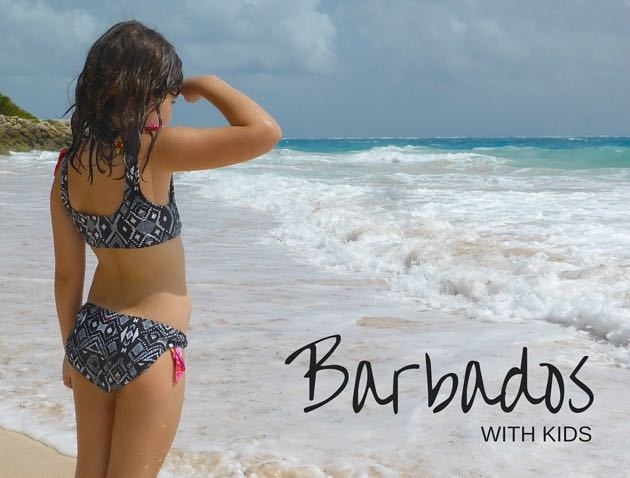 Barbados with a toddler