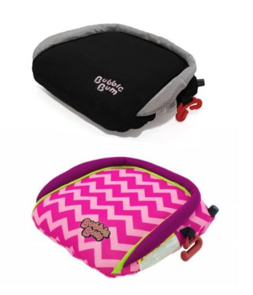 BubbleBum Inflatable Booster Seat Giveaway