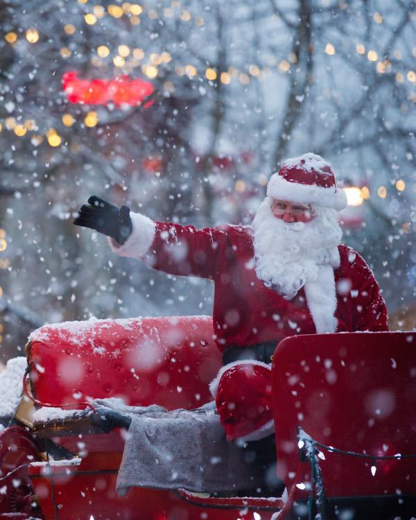 10 Whistler Christmas Events for Families