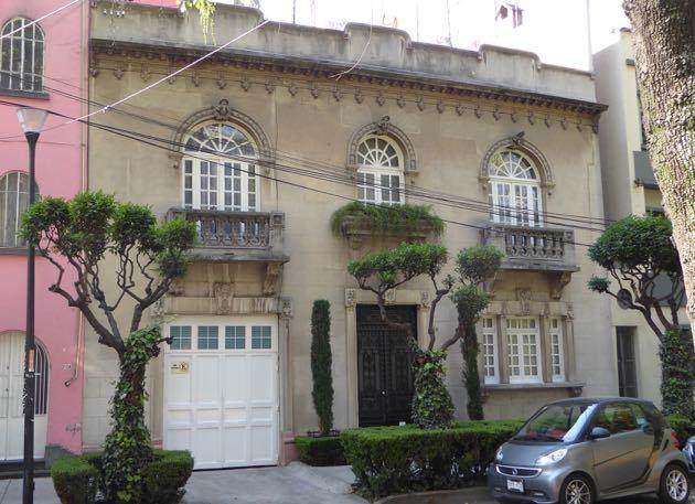 Art Deco Houses Condesa